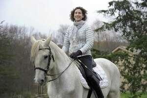 Bettina Drummond, on her farm in Washington on Nov. 5.