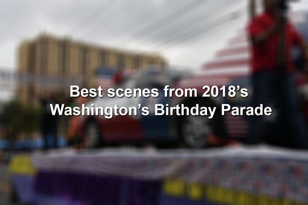 Keep scrolling to see some of the best scenes from this year's parade.