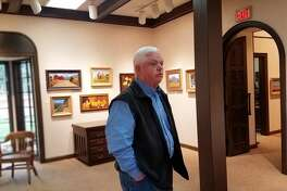 The Haley is in the midst of its annual Southwest Impresssionists Art Show and Sale. But in a few days, the artwork will be gone. The sale, which ends Nov. 20, also serves as a fundraiser for the library.