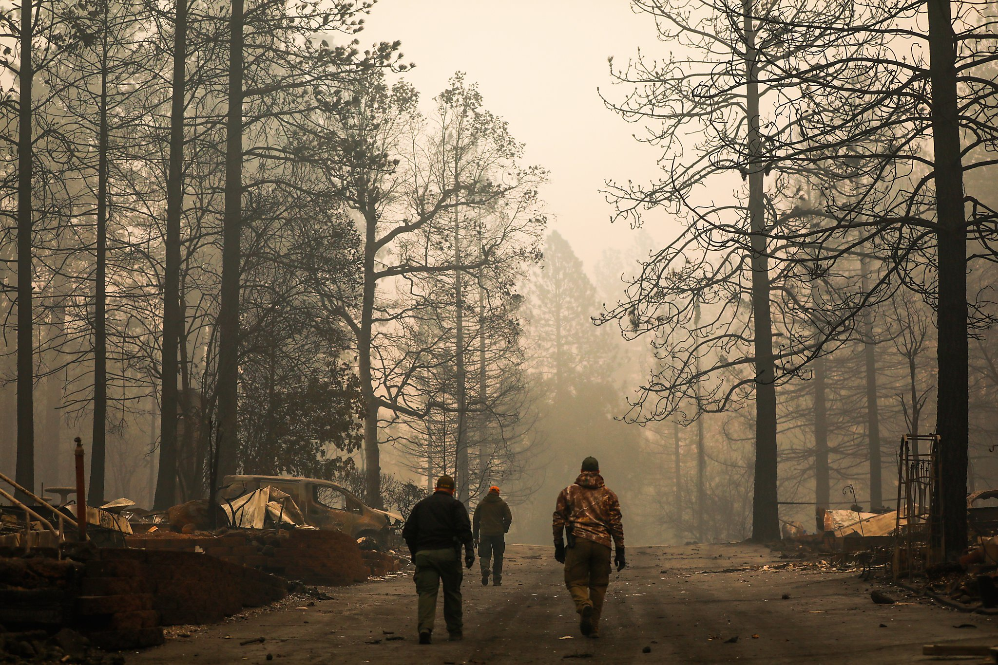Camp Fire 200 Plus People Still Missing As Wildfire S