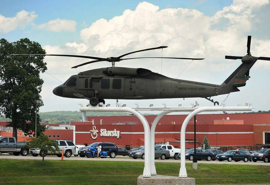 Durable goods manufacturing was a key driver of economic growth in Connecticut and many other states in the second quarter of 2018. That includes defense spending at Sikorsky Aircraft, shown here in a 2015 file photo when Lockheed bought the helicopter-maker from United Technologies Corp. Photo: Brian A. Pounds / Hearst Connecticut Media / Connecticut Post