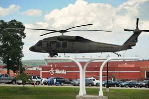 Durable goods manufacturing was a key driver of economic growth in Connecticut and many other states in the second quarter of 2018. That includes defense spending at Sikorsky Aircraft, shown here in a 2015 file photo when Lockheed bought the helicopter-maker from United Technologies Corp.