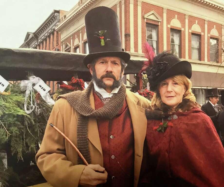 Ernie and Jane Piazza (photo courtesy Ernie Piazza)