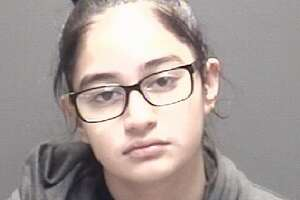 Cindy Ana Esquivel, 17, will stand trial as an adult for her alleged role in killing Lucia Bertrand in Texas City on Aug. 8.