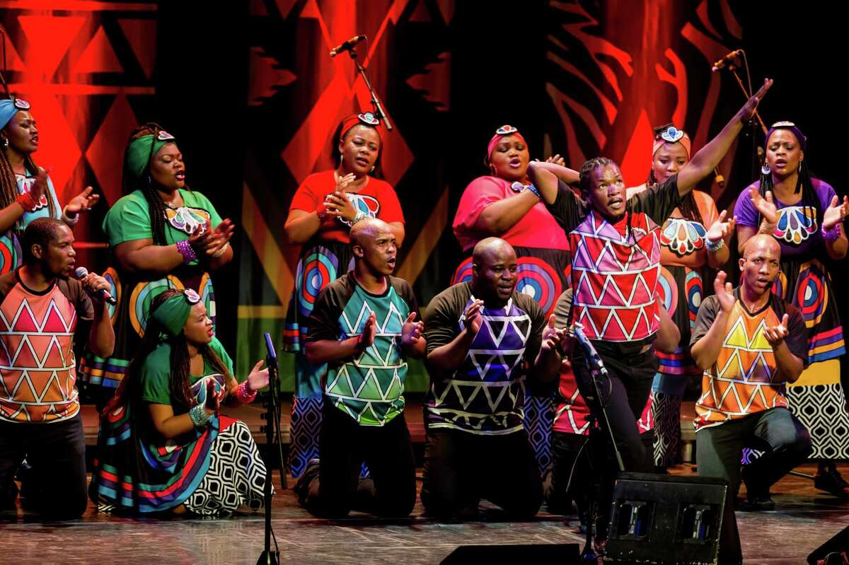 The Soweto Gospel Choir will be at the Troy Savings Bank Music Hall on Dec. 6, 2018. (Provided, photo by Loreno Di Nozzi)