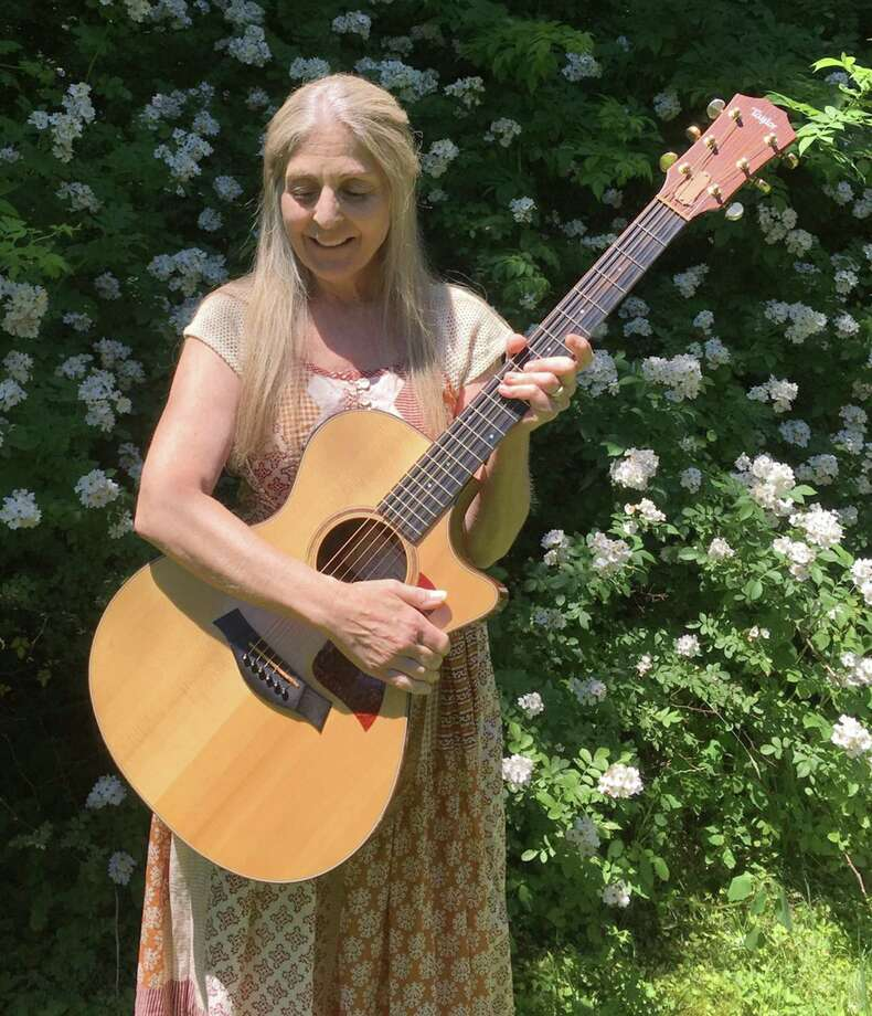 "Guitarist Cheryl Maust recently offered her new album ""Yellow Wings."" Photo: Cheryl Maust"