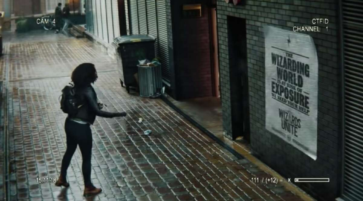 San Francisco's Niantic has partnered with WB to create an augmented reality game for Harry Potter fans.