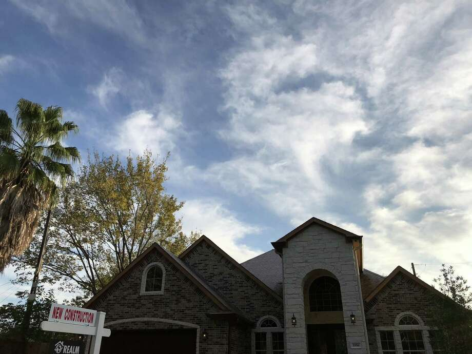 Houston-area home sales and prices saw gains in October Photo: Nancy Sarnoff / Houston Chronicle