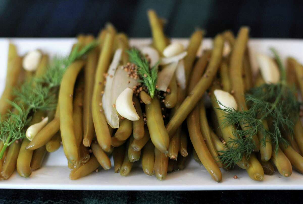 Meadow's Pickled Green Beans