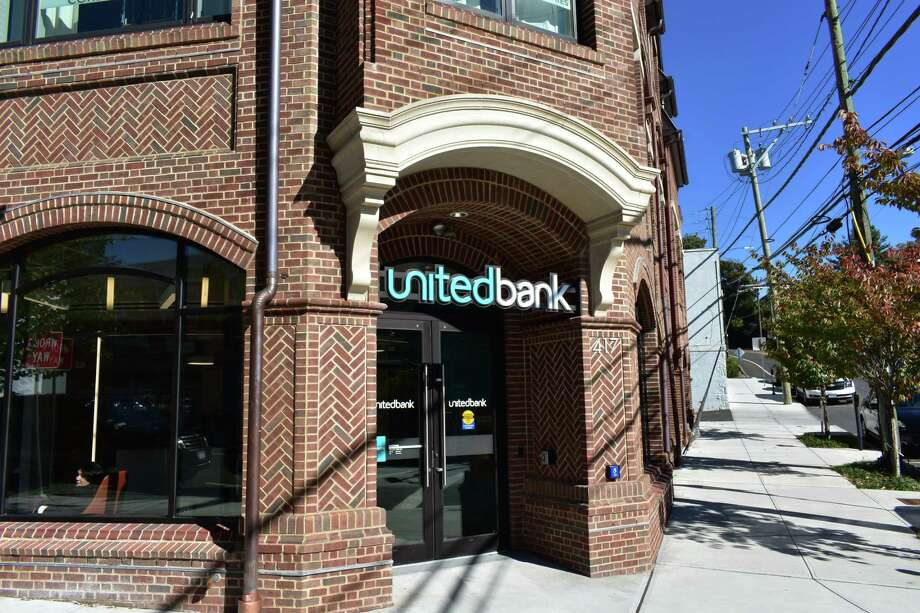 Entering November 2018, United Bank opened its first Greenwich branch, at 415 Greenwich Ave. near the town's main commuter rail station. Photo: Alexander Soule / Hearst Connecticut Media / Stamford Advocate