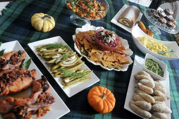 This year the Express-News has taken a fresh look at familiar Thanksgiving flavors.