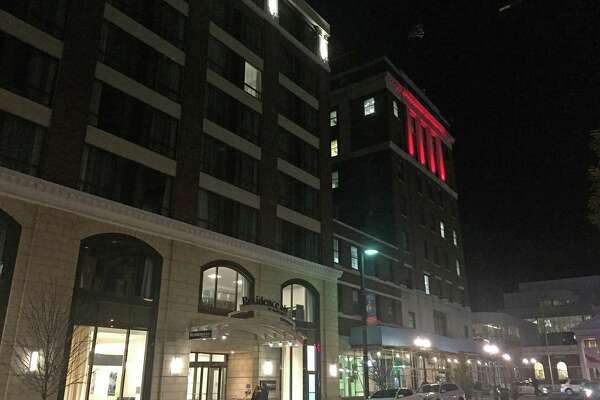 A Marriott Residence Inn extended-stay hotel is scheduled to open Nov. 19, 2018, at 25 Atlantic St., in downtown Stamford, Conn.