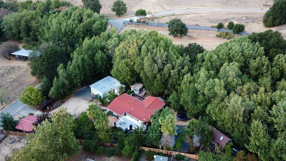 Briones- an East Bay town of rolling fields, forest, and farmland, offers this mini-estate for $1.195M Photo: Christian And Ally Thede