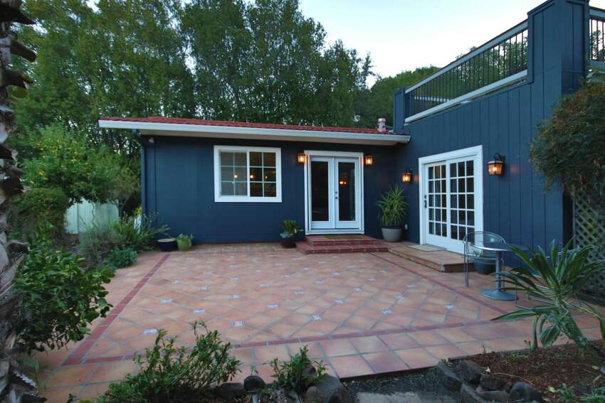 Briones- an East Bay town of rolling fields, forest, and farmland, offers this mini-estate for $1.195M