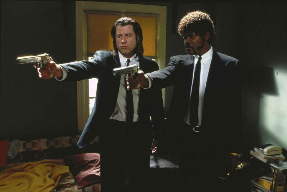 "River Oaks Theatre screens ""Pulp Fiction"" on Friday and Saturday. Photo: Courtesy Of Miramax"