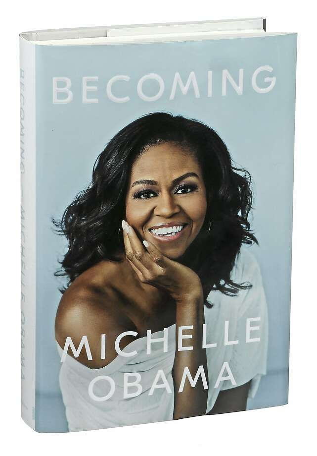 "Michelle Obama's ""Becoming"" memoir is mostly about her childhood in Chicago, her marriage and her time in the White House, but she leaves room for some unequivocal criticism of President Donald Trump.