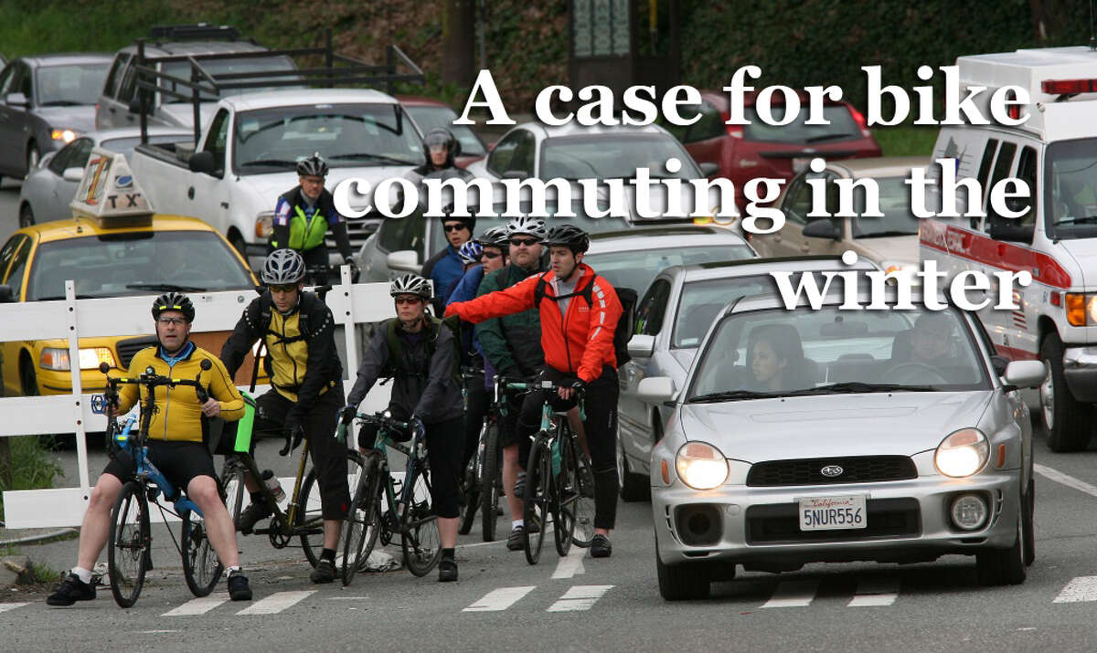 The season is changing, but your commute doesn't have to. Click through for some reasons to stay in that saddle until spring.