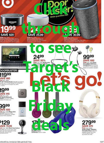 d08916ee371 Black Friday sales are starting. Here s when to get the deals ...