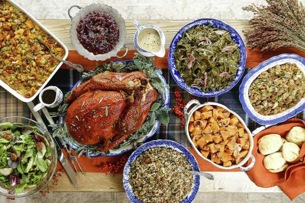 Thanksgiving is a great time to go big on Gulf Coast flavors.