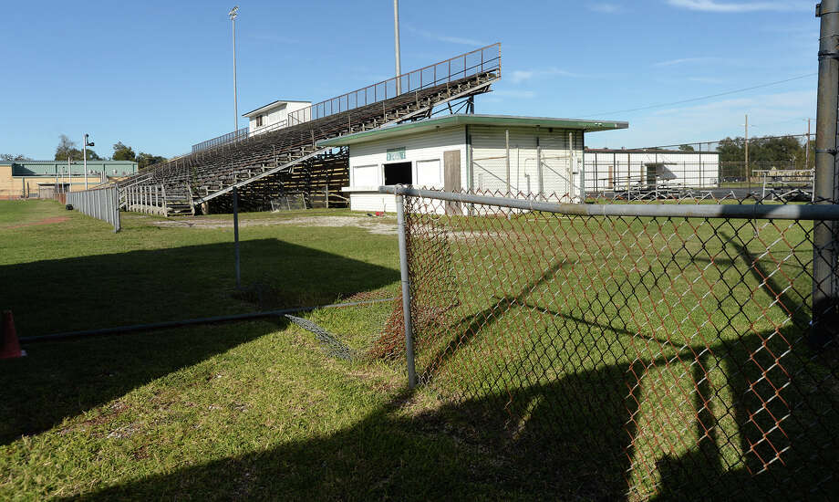 The old football stadium behind South Park Middle School is going to be demolished, per a recent decision by the Beaumont ISD board. Photo taken Wednesday, November 14, 2018 Kim Brent/The Enterprise Photo: Kim Brent/The Enterprise