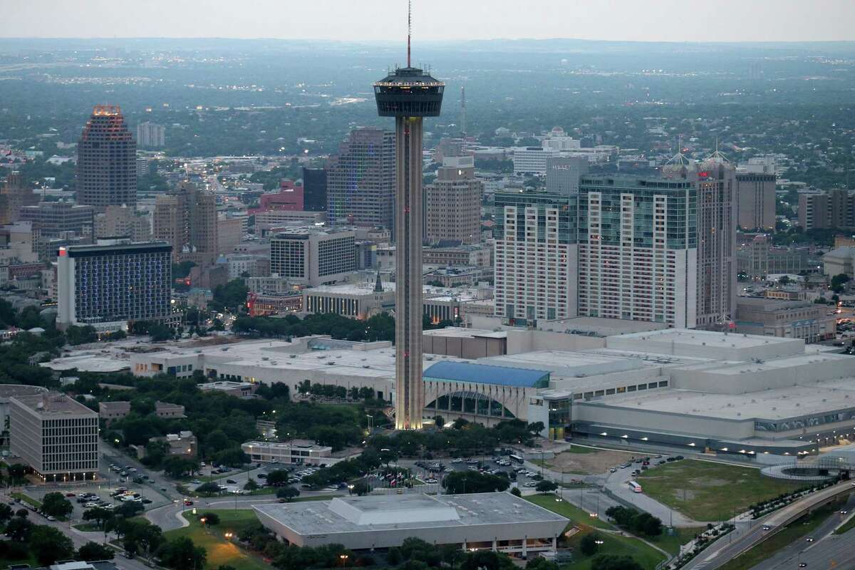 The inaugural Taste at the Tower event will help kick off Fiesta with appetizers and drinks.