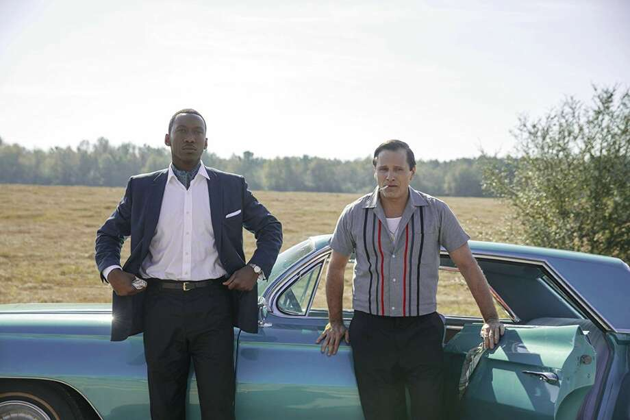 Mahershala Ali and Viggo Mortensen in 'Green Book' Photo: Universal Pictures