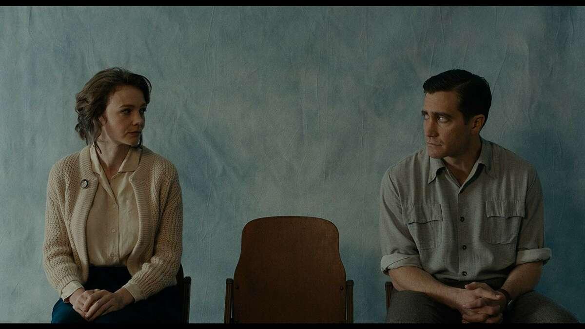 Carey Mulligan and Jake Gyllenhaal in 'Wildlife'