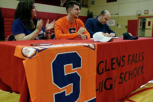 Joe Girard Earns Starting Role For Syracuse