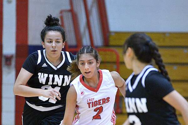 Sylvia Rodriguez was second on the team with five points Wednesday as Martin suffered its fifth straight loss falling 42-32 at home against C.C. Winn.
