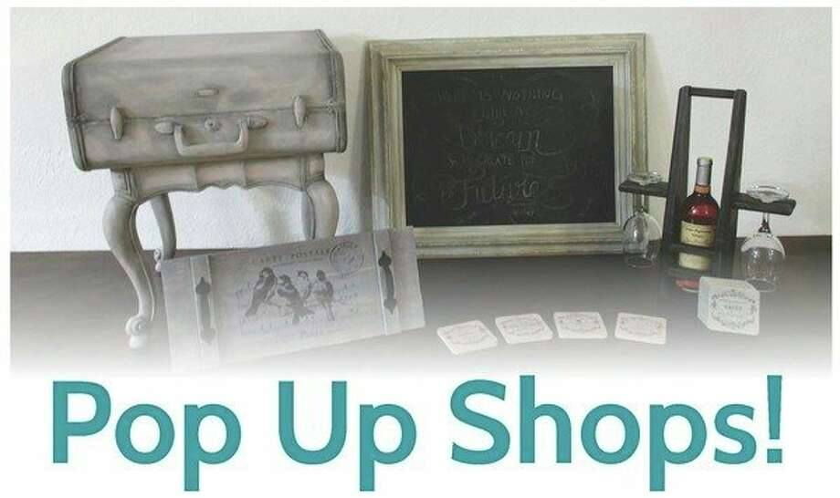 Pop Up Shops!, a home-based business showcase and sale, is set forSaturday at Midland Mall. All of your favorite home-based businesses in one spot! Sponsored by Midland Daily News.
