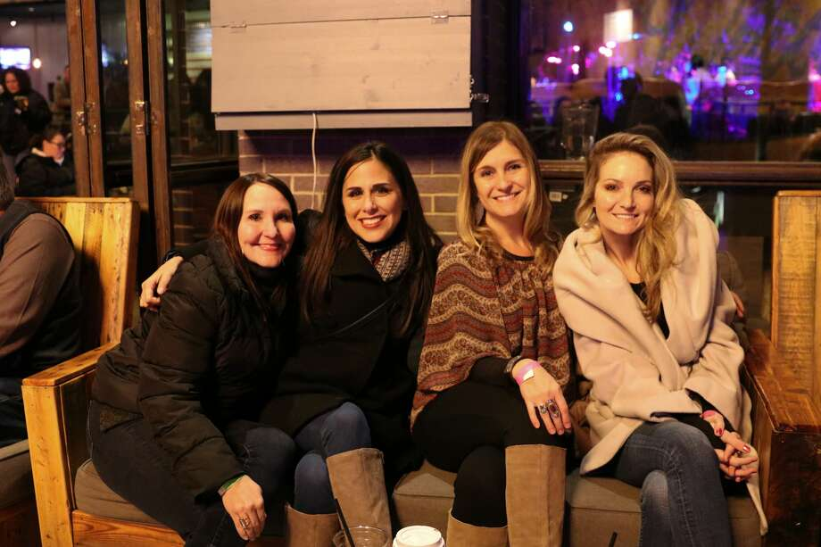 San Antonio came out to help celebrate the first full year of business at The Rustic on November 14, 2018. Photo: Stacey Lovett
