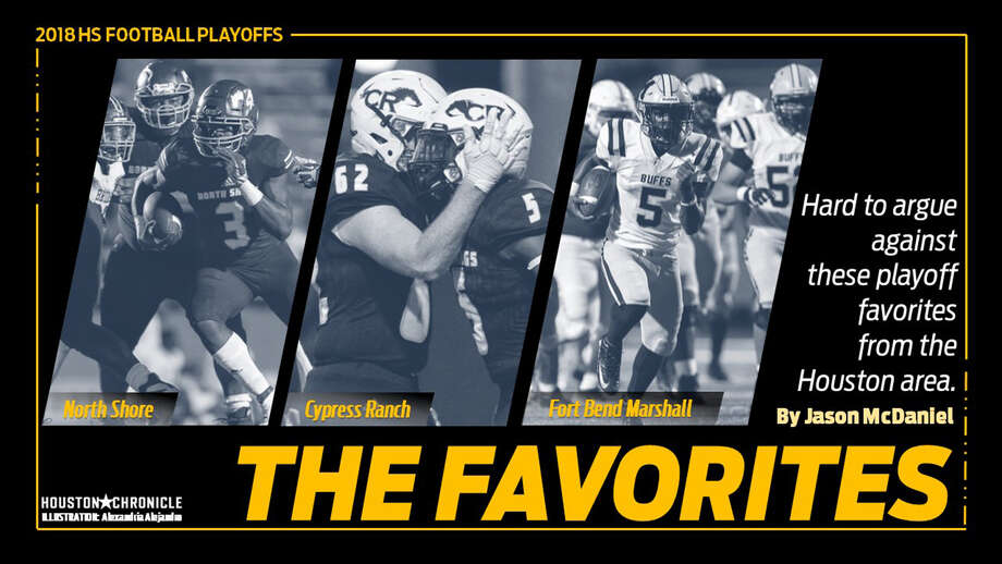 Who are the high school playoff favorites from the Houston area? Photo: Alexandria Alejandro/Houston Chronicle