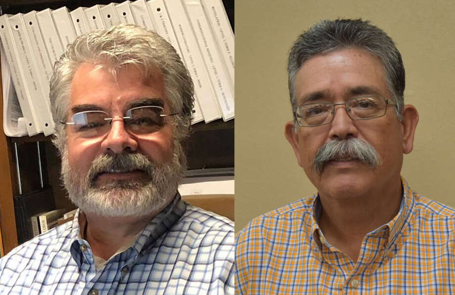 (l)Evan Weiss, (r) Lionel Garcia Photo: Courtesy Photo