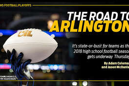 The Houston Chronicle's Adam Coleman and Jason McDaniel preview the 2018 high school football playoffs.