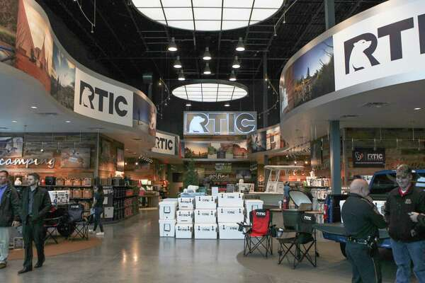 Rtic Outdoors is opening a flagship store in Cypress, right next to its company headquarters Tuesday, Nov. 13, 2018, in Cypress.