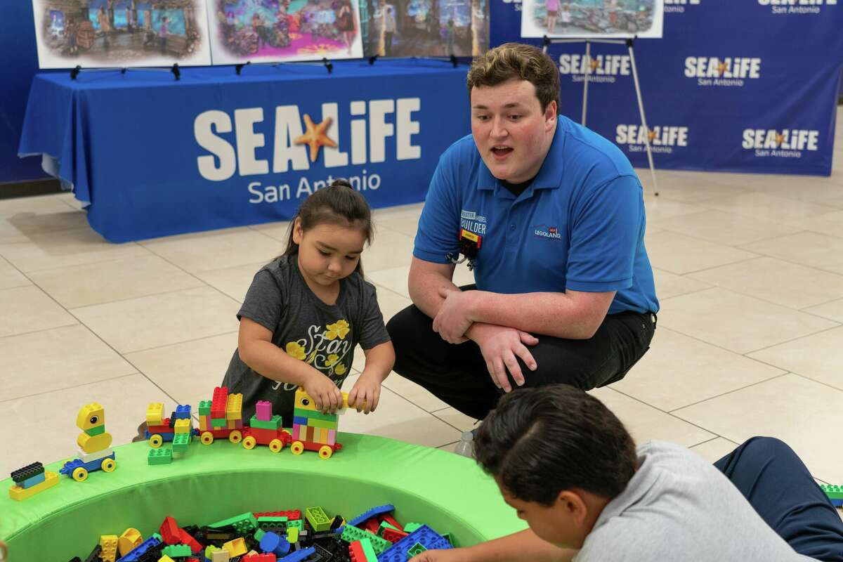 Legoland Discovery Center San Antonio is looking to hire someone to fill its Master Model Builder position, which involves building and teaching Legos. The position will be just one of 12 in North America and one of only two in Texas.