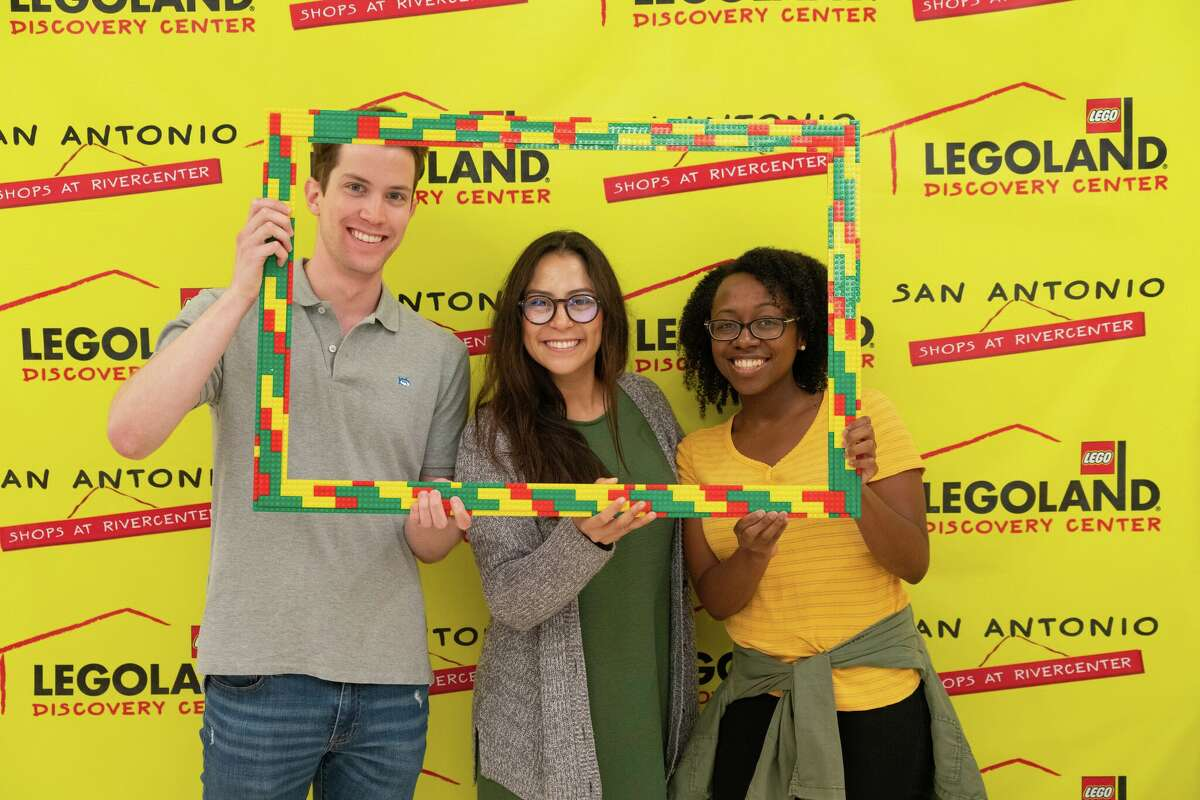 """Jan. 12 & 13: Brick Factor 2019 The Shops at Rivercenter """"The search is on for the job of a LIFETIME! Join us at the Shops at Rivercenter in front of the future home of LEGOLAND Discovery Center San Antonio to help us hire our Master Model Builder!"""""""