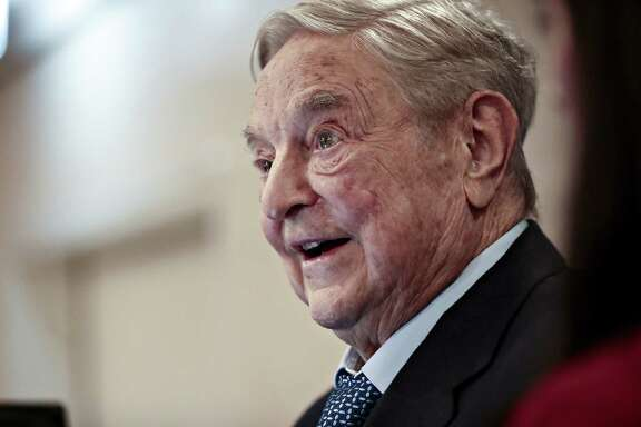 Liberal philanthropist George Soros has called on Facebook to initiate an independent, internal investigation of its lobbying and public relations work.