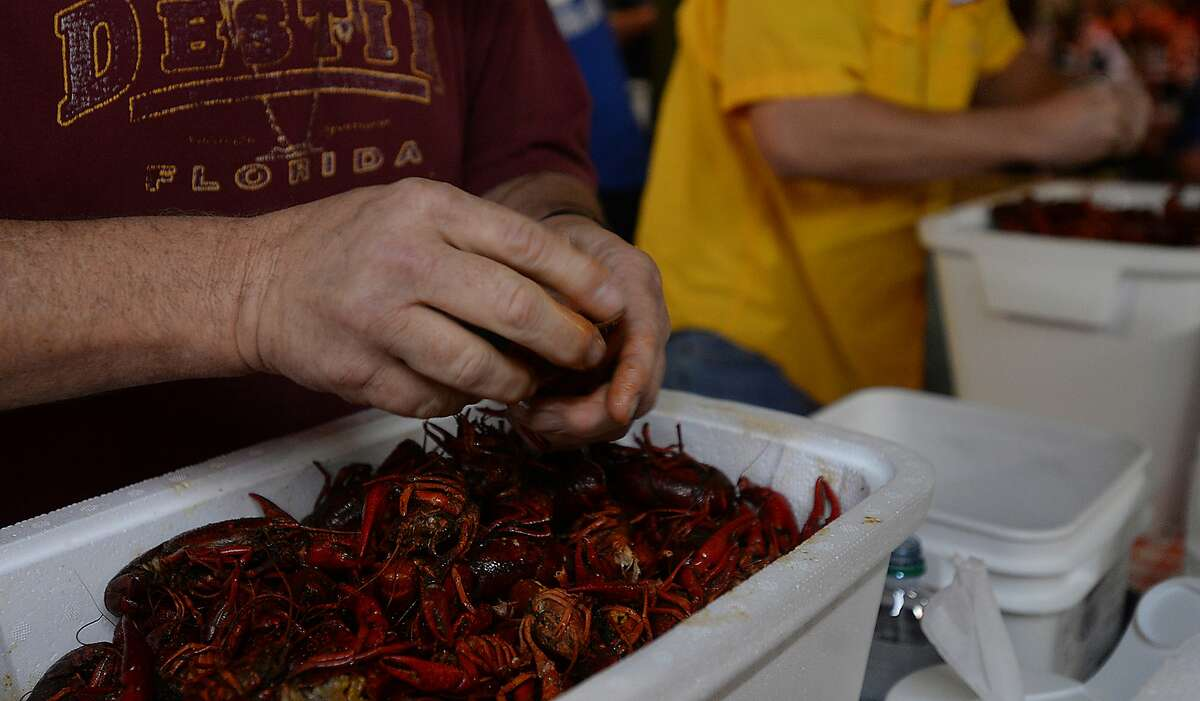 Larry's French Market 3701 Pure Atlantic Rd, Groves. What: Cajun style crawfish When: This Thursday, Friday and Saturday