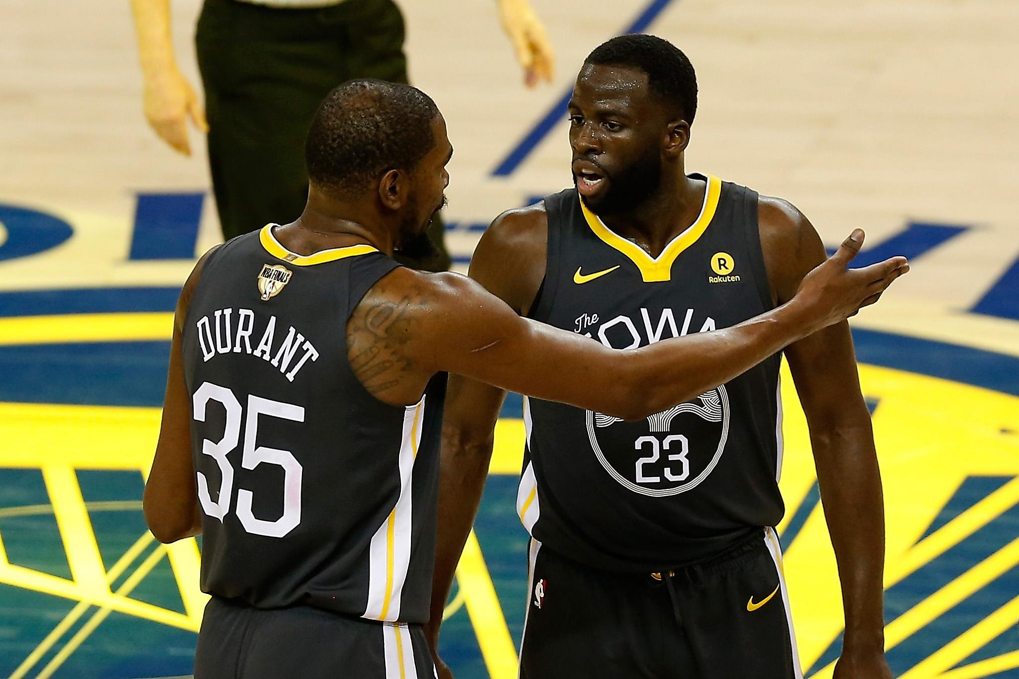 promo code dbc5d a8b08 View from SF: Could Draymond Green vs. Kevin Durant make the ...