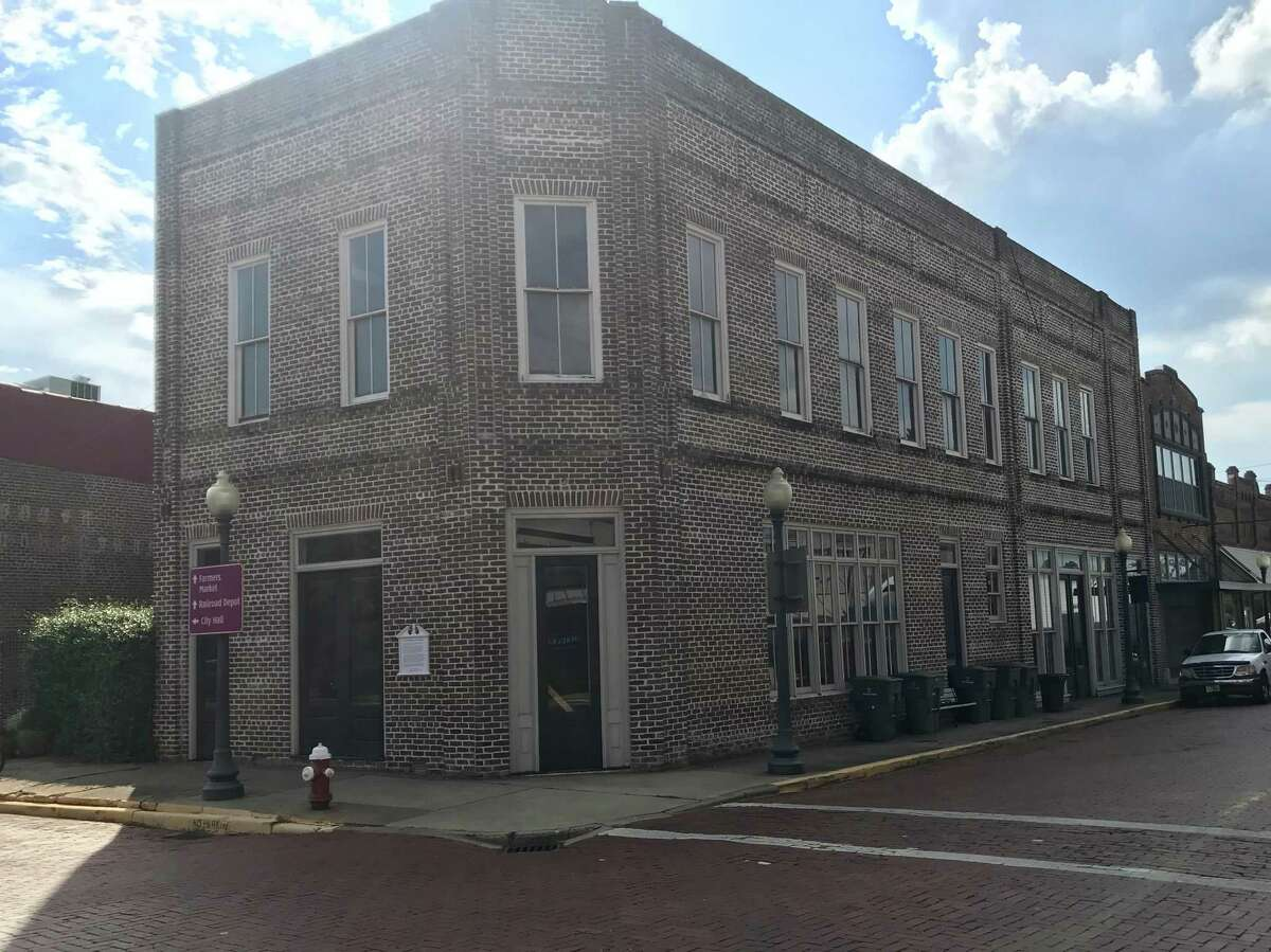 The Wettermark Bank building, on the square in downtown Nacogdoches, is slated to become a restaurant.