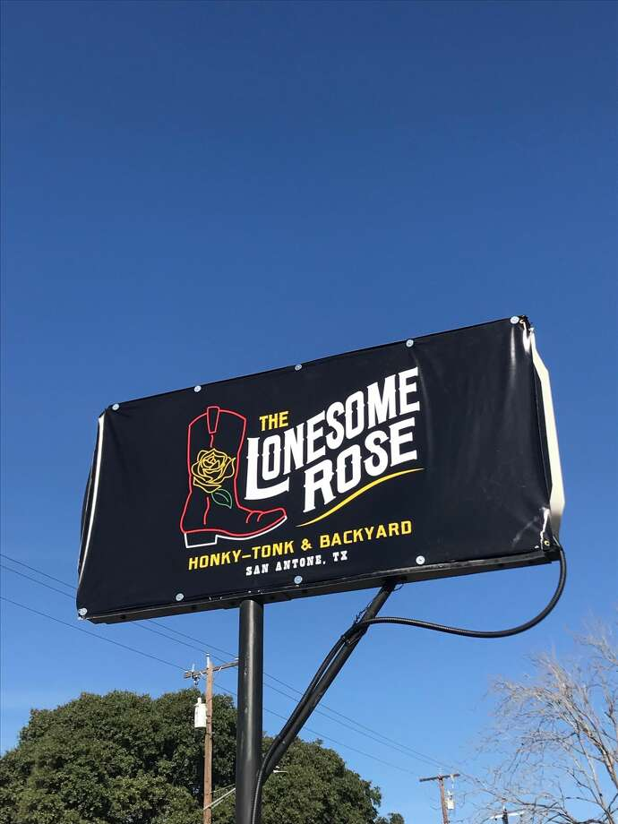 Lonesome Rose, a honky-tonk bar on the St. Mary's strip, has scheduled a soft opening Thursday and a grand opening Friday-Saturday. The bar is replacing Phantom Room. Click through the slideshow to see photos of the interior. Photo: Courtesy Of Garrett T. Capps