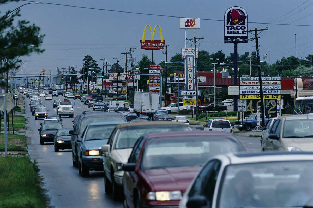 25. Springdale, Arkansas Median Household income- $51,152 Average travel to work (minutes)- 20.1 Unemployment rate- 4.9%