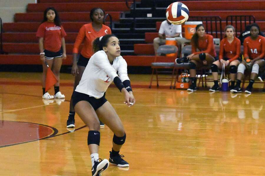 Cypress Athletes Selected To Volleyball All District Teams Houstonchronicle Com