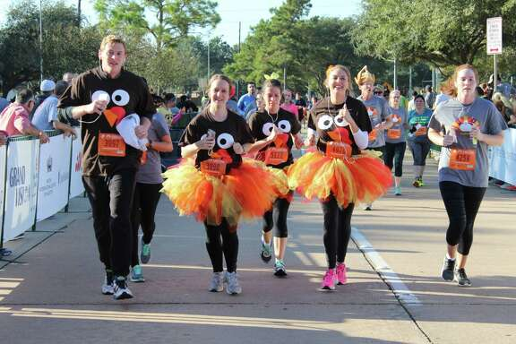The Katy YMCA 15th Annual Turkey Dash presented by Reliant, an NRG company will be Nov. 23 and feature four events: a 10K, 5K, 1 Mile Kids Fun Run and a 1 Mile Walk/Run. There also will be a costume contest. More than 6,000 participants and 1,500 spectators and volunteers are expected to attend this year.