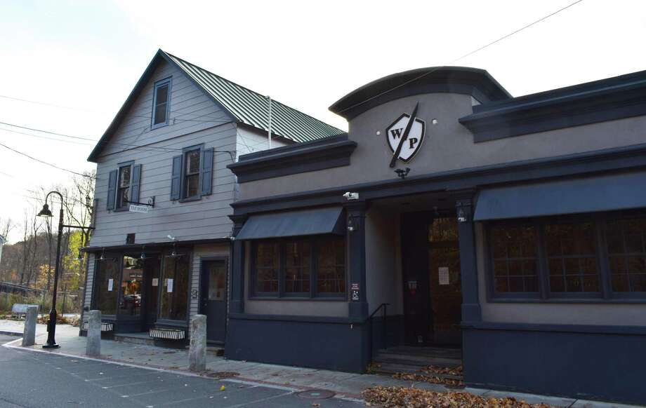 The former Washington Prime restaurant and taproom on Main Street in the Georgetown section of Redding, Conn., with the establishment closing quietly in late October 2018. Photo: Alexander Soule / Hearst Connecticut Media / Stamford Advocate