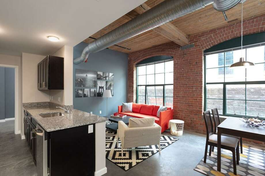 The first batch of apartments in Bridgeport's Cherry Street Lofts are ready for move-in. Photo: Crosskey Architects Llc Contributed Photo / Contributed Photo / © Crosskey Architects llc