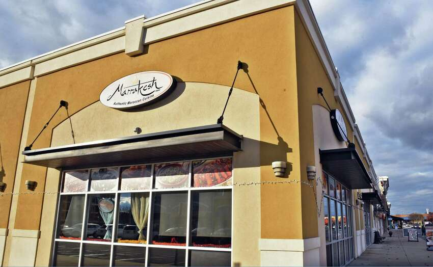 Marrakesh - Authentic Moroccan Cuisine at the Clifton Park Center Mall Thursday Nov. 8, 2018 in Clifton Park, NY. (John Carl D'Annibale/Times Union)
