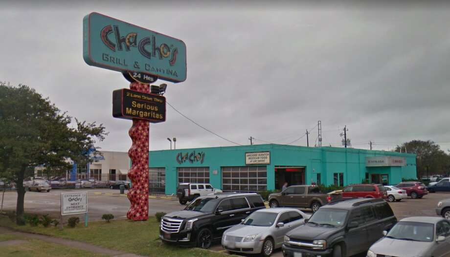 The stabbings occurred in the parking lot of a Chacho's, a 24-hour Tex-Mex restaurant, on East Tidwell Road off of the I-45 Freeway service road. Photo: Google Maps