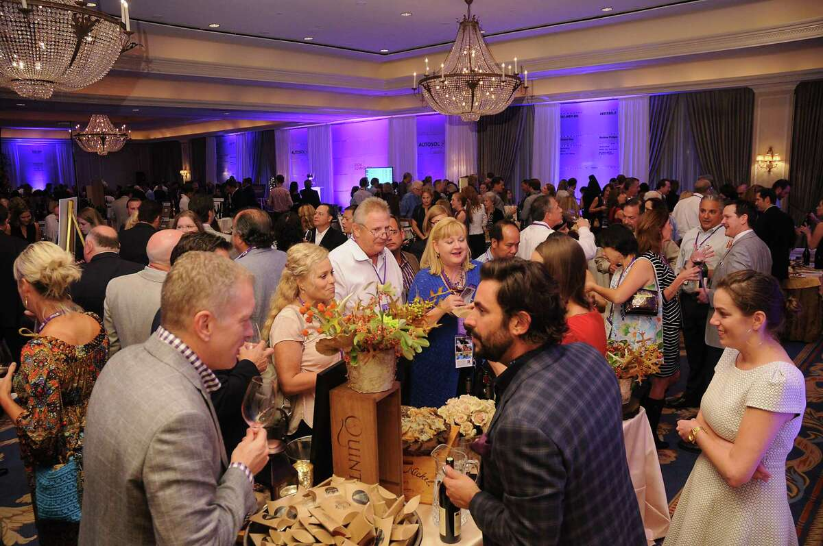 IRON SOMMELIER 6 p.m. Oct. 30 at Houstonian Hotel, Club and Spa Benefits: Periwinkle Foundation Chairs: John Clutterbuck and Sean Beck Entertainment: Wine competition, wine pull and raffle Details: 713-807-0191, arohrman@periwinklefoundation.org